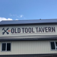 Outside view of Old Tool Tavern
